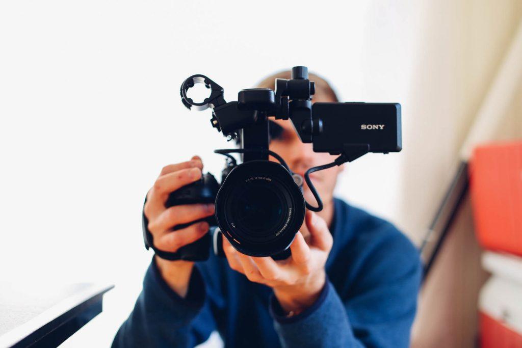 Fotograaf WeYou schiet content