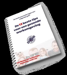 13 tips gezonde werkomgeving