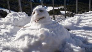 Als sneeuw voor de zon